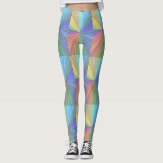 Funky Colorful Leggings