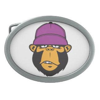 Funky Cool Monkey Belt Buckle