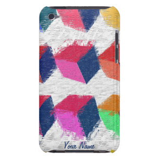 Funky Cubes iPod Touch Case / Customize