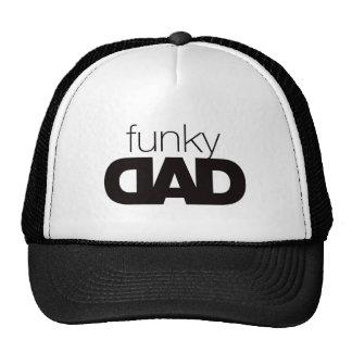 Funky Dad Trucker Cap Mesh Hat