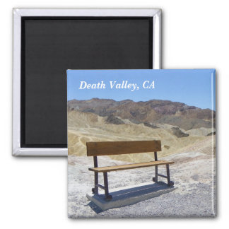 Funky Death Valley Magnet! Square Magnet