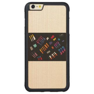 Funky Design iPhone 6 Plus Bumper Maple Wood Case iPhone 6 Plus Case