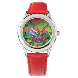 Funky Dinosaur Band Watch