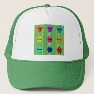 Funky Eggs Trucker Hat
