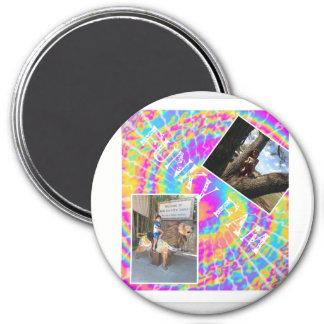 Funky Fam Merchandise Magnet