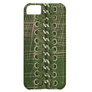Funky Faux Chain,Laces,Eyelets iPhone4 Case iPhone 5C Covers