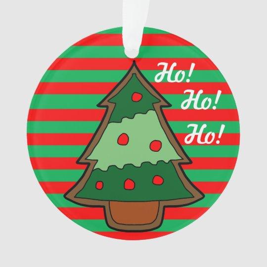 Funky Festive Tree Ornament