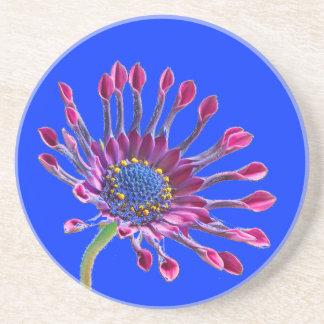 Funky Flower - Coaster / Untersetzer