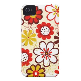 Funky Flowers Blackberry Bold Case