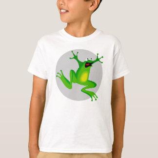 FUNKY FROG DESIGN Hanes EcoSmart T-Shirt
