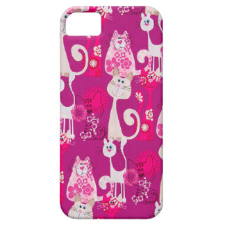 Funky Fun Cool Cats iPhone 5 Case For The iPhone 5