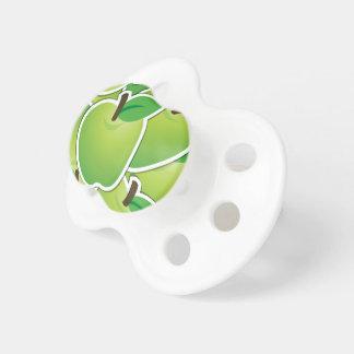 Funky green apples dummy