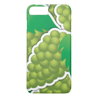 Funky green grapes iPhone 8 plus/7 plus case