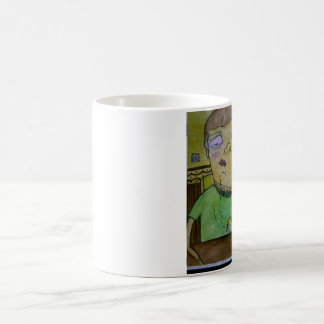 Funky Guy Coffee Mug