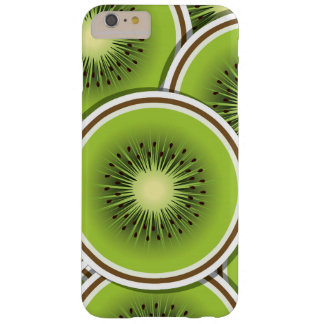 Funky kiwi fruit slices barely there iPhone 6 plus case