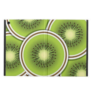 Funky kiwi fruit slices case for iPad air