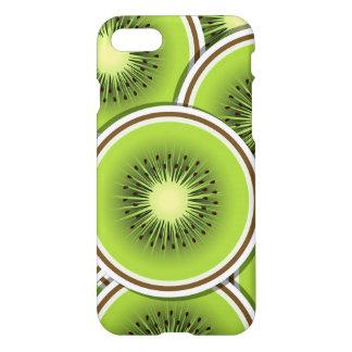 Funky kiwi fruit slices iPhone 8/7 case