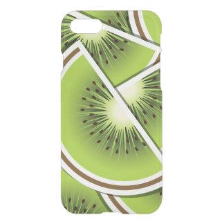 Funky kiwi fruit wedges iPhone 8/7 case