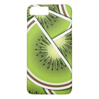 Funky kiwi fruit wedges iPhone 8 plus/7 plus case