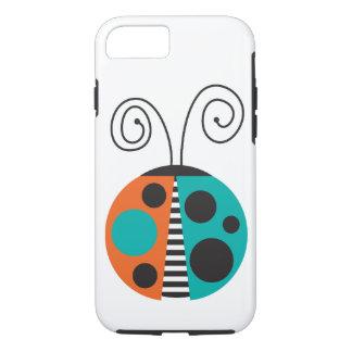 Funky Ladybug iPhone 8/7 Case