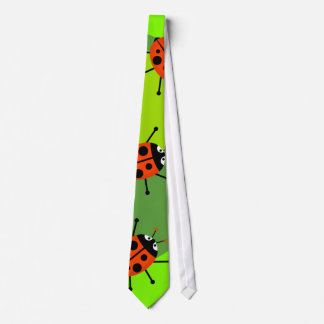 Funky Ladybugs Tie