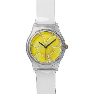 Funky lemon watch