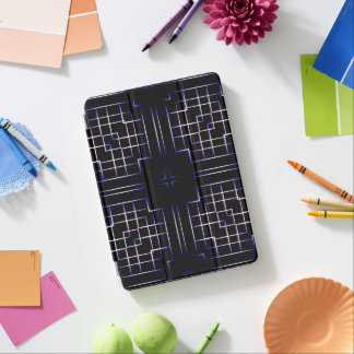 Funky Line Of Colours iPad Pro Cover