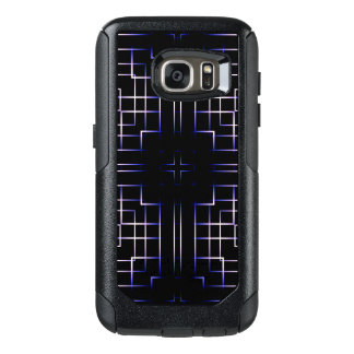 Funky Line Of Colours OtterBox Samsung Galaxy S7 Case