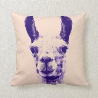 Funky Llama Pillow