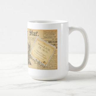 Funky MammaBASIL Design Mug! Coffee Mug