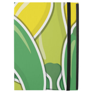 "Funky mixed chilli peppers iPad pro 12.9"" case"