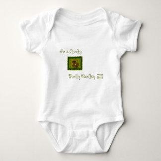 Funky  Monkey Baby Bodysuit