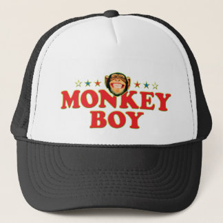 Funky Monkey Boy Trucker Hat