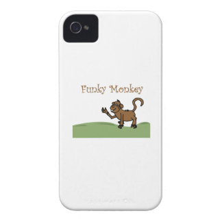 Funky Monkey iPhone 4 Case-Mate Cases