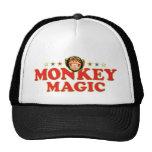 Funky Monkey Magic Trucker Hats