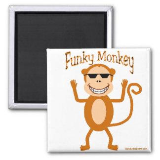 Funky Monkey magnet