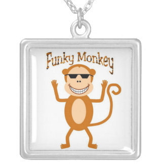 Funky Monkey Necklace