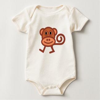Funky Munky Onsie Baby Bodysuit