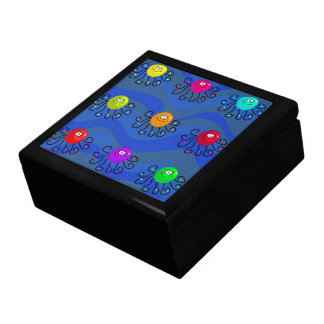 Funky Octopus Gift Box