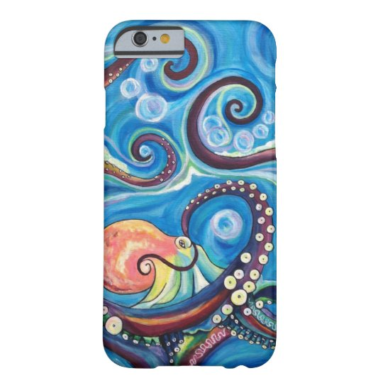 Funky Octopus Phone case