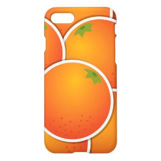 Funky oranges iPhone 8/7 case