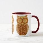 Funky Owl Mug