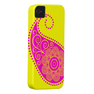 Funky Paisley Case-Mate iPhone 4 Case