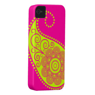 Funky Paisley Case-Mate iPhone 4 Cases