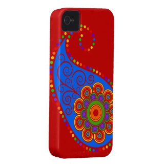 Funky Paisley iPhone 4 Cases
