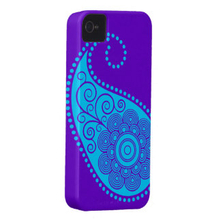 Funky Paisley iPhone 4 Covers