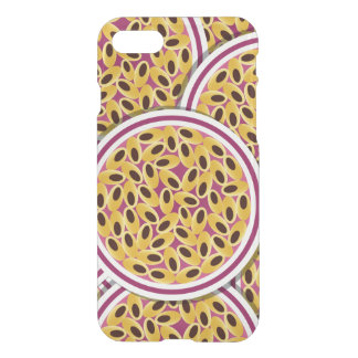 Funky passion fruit iPhone 8/7 case