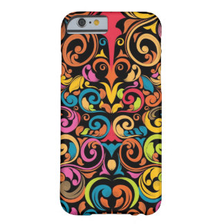 Funky pattern barely there iPhone 6 case