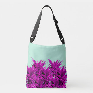 Funky Pineapples Tote Bag