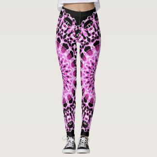 Funky Pink Leggings